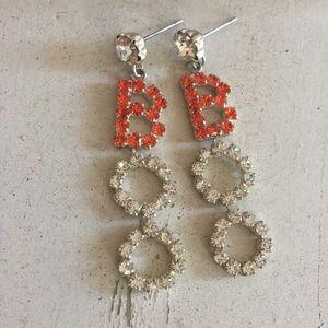 👻 🎃HP🎃Adorable Festive Halloween BOO Earrings